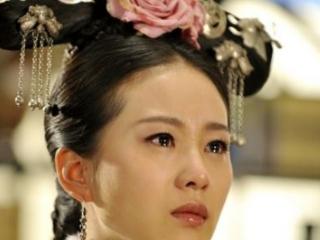"""她才是""""若曦""""的原定人选,因慈善放弃机会 电视,步步惊心,江一燕,刘诗诗"""