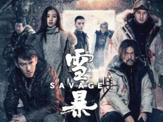 犯罪题材电影《雪暴》,雪的阻挡一场生的较量 电影,雪暴,倪妮,张震