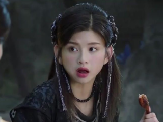 她在《择天记》中当小配角,穿上婚纱后美的惊人 电视,择天记,鹿晗,小黑龙
