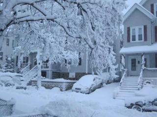 梦中看到夏天下雪,有什么预兆? 自然,夏天下雪
