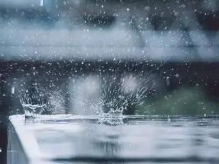 梦见下雨预示着什么?是否代表情绪压抑需要发泄 自然,下雨,暴雨,太阳雨