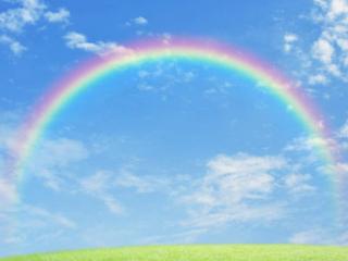 梦里面出现彩虹,是不是代表有好事发生? 自然,工作,家庭