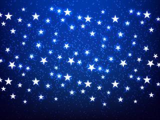 梦中看到两颗星星连在一起,是什么预兆? 自然,星星,连成线