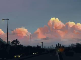 梦见天空有什么寓意?梦见天空究竟好不好? 自然,天空,梦境