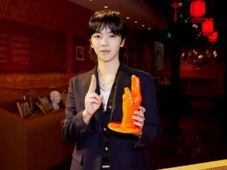 北京杜莎夫人蜡像馆迎来了华晨宇蜡像的揭幕。 动态,活动,华晨宇,杜莎夫人