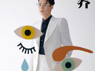 龚俊费加罗杂志封面释出,白发造型也很绝 活动,龚俊,爆料台,新造型