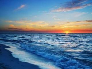 梦见大海是什么意思?做梦梦见大海寓意什么? 自然,大海,精神象征,梦境解说