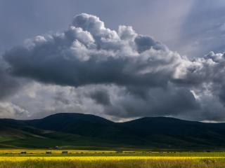 梦见乌云密布代表什么?梦见乌云密布预示什么? 自然,环境,乌云,乌云密布