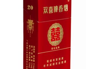 红双喜香烟的几种品牌中,上海红双喜好吗? 烟草资讯,红双喜香烟