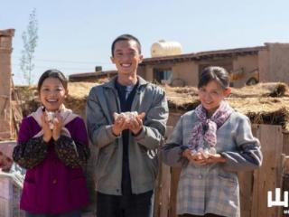 """《山海情》豆瓣评分高达9.4,被观众称为""""国剧之光"""" 电视,山海情,热依扎,黄轩"""