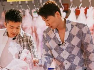 《鲜厨100》第二季官宣定档,刘宇宁张亮回归,刘宇宁回归