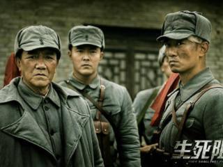 李幼斌《生死阻击》片场剧照发布敬业态度感动工作人员