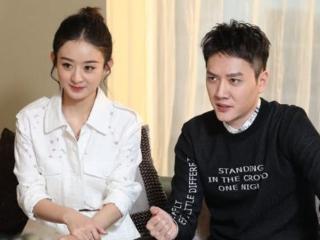 赵丽颖和冯绍峰这对夫妻的关系一直不被看好,谁的资源更好? 动态,赵丽颖,冯绍峰,家世背景