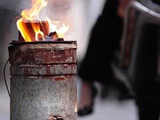 梦到自己在燃烧的炉子边上,炉火代表了哪些意思 自然,梦到炉火