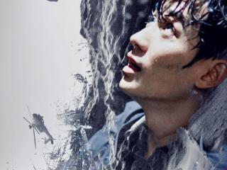 朱一龙新片《无限深度》预计暑期上映,朱一龙攀岩倒立挑战自我 电影,无限深度,无限深度朱一龙,灾难题材电影无限深度