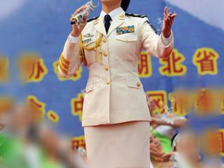 宋祖英:家喻户晓的歌唱家,今53岁的她依旧如同18岁少女! 宋祖英
