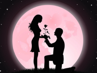 梦见向恋人示爱,表示什么意思?感情生活会有变化吗? 情爱,梦见示爱