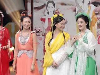 《欢天喜地七仙女》剧组重聚,七位姐姐已经仙气不在了 欢天喜地七仙女