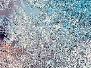 梦见冰霜是什么意思?梦见冰霜是什么预兆? 自然,梦见冰霜,梦中晴天出现冰霜