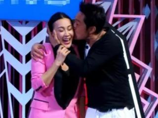 """""""咆哮帝""""教主马景涛,数次公开强吻女星,却说只是太紧张? 马景涛"""