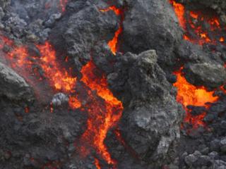 梦到熔岩预兆着什么,梦到熔岩到底好不好 自然,熔岩,梦到凝固的岩浆