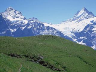 梦见高山美景有什么预兆? 自然,梦见高山美景,患者梦到高山美景