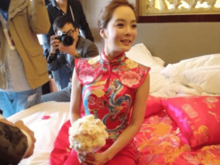 秋瓷炫和蔡琳,都是韩国女演员,现在两人的差距一目了然 秋瓷炫