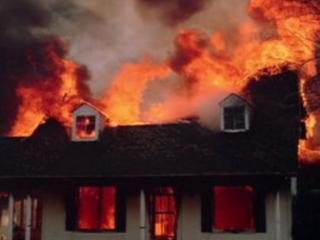 我为什么会梦到我们家的房子被火烧了,这是什么意思? 梦的解析,起火,梦到房子起火