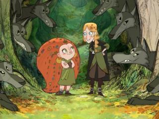 《狼行者》即将在中国上映,这部动画片曾获得过奥斯卡提名 电影,《狼行者》,《狼行者》中国上映,狼行者获得奥斯卡提名