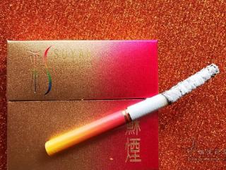 苏烟彩中多少钱一包?它的包装特点是什么? 香烟价格,苏烟彩中价格