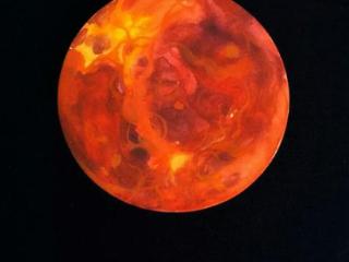 梦境里的火星是什么意思,这个梦有哪些特点 自然,梦到火星,梦到火星什么意思