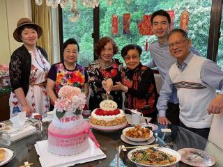 粤剧界殿堂级人物白雪仙最新近况,庆祝93岁生日 白雪仙