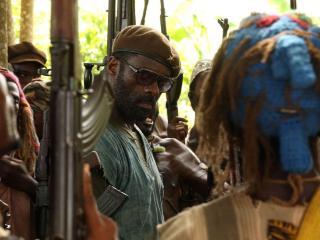 西非童兵炼狱生存模式下,一部现代战争电影  电影,《无境之兽》,西非童兵炼狱生存模式,现代战争片