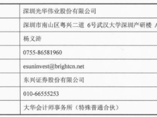 光华伟业拟新三板转A,已在深圳证监局完成辅导备案 光华伟业,836514.NQ,新三板转板