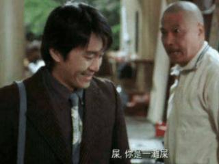 演员中的经典镜头,周星驰黄金配角吴孟达,邓超的表情堪称教科书 周星驰