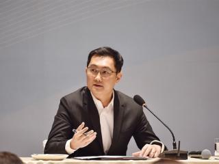 马化腾反超农夫山泉,重回中国首富 马化腾