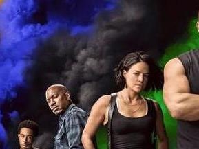 《速度与激情9》首日3.17亿,中国票房3.77亿 速度与激情9
