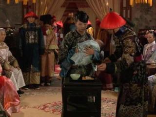 滴血验亲:皇帝为何同意用温实初的血?其实他在拼命保护这个女人 滴血验亲