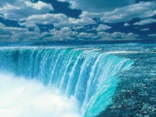 梦见大瀑布是什么意思?梦见大瀑布是什么预兆? 自然,梦见大瀑布,工作者梦见大瀑布