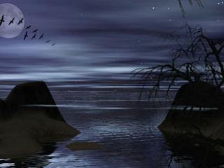 梦见残月是什么意思?梦见残月是什么预兆? 自然,梦见残月,女性梦见残月