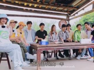 《快乐大本营》在户外录制杜海涛和李维嘉的位置很偏 快乐