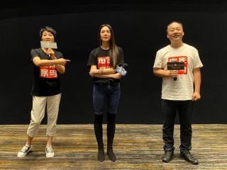 温情电影《候鸟》来渝路演,王姬:在重庆取景时连吃两碗小面 候鸟