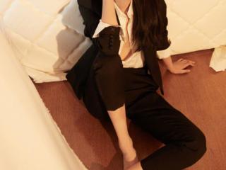 孙怡时尚活动西服出席,又酷又魅力十足 活动,孙怡活动照,孙怡的穿搭,孙怡的身材