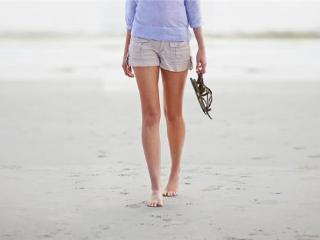 梦到光脚预示着什么?梦到光脚意味着吉兆? 活动,梦到光脚,梦到光脚跑