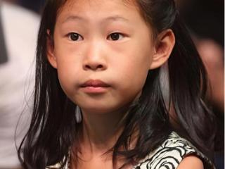 小沈阳女儿近照神似李沁,14岁神似李沁 小沈阳女儿
