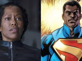 传黑人女星雷吉娜金有意执导黑人版《超人》电影 传黑人女星