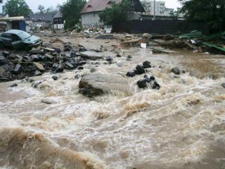 梦到洪水什么预兆?梦到洪水可能有灾难? 自然,梦到洪水,梦到洪水来了