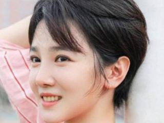 陈小纭离不了短发发型?看她分手后留起飘舞长头发,超级清纯少女 演艺圈