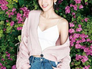 笑容治愈的女星,谭松韵干净纯粹,高圆圆清新自然! 谭松韵