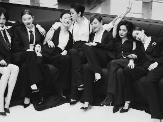 李冰冰和孙俪都是有影响力的女演员,唐嫣悄悄成关注的焦点 李冰冰